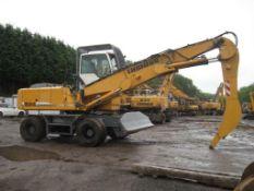 Liebherr 924C Scrap / Waste Rehandler 2011