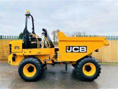 JCB 9T-1 9 Tonne Dumper 2018