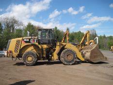 Caterpillar 980K Loading Shovel 2013