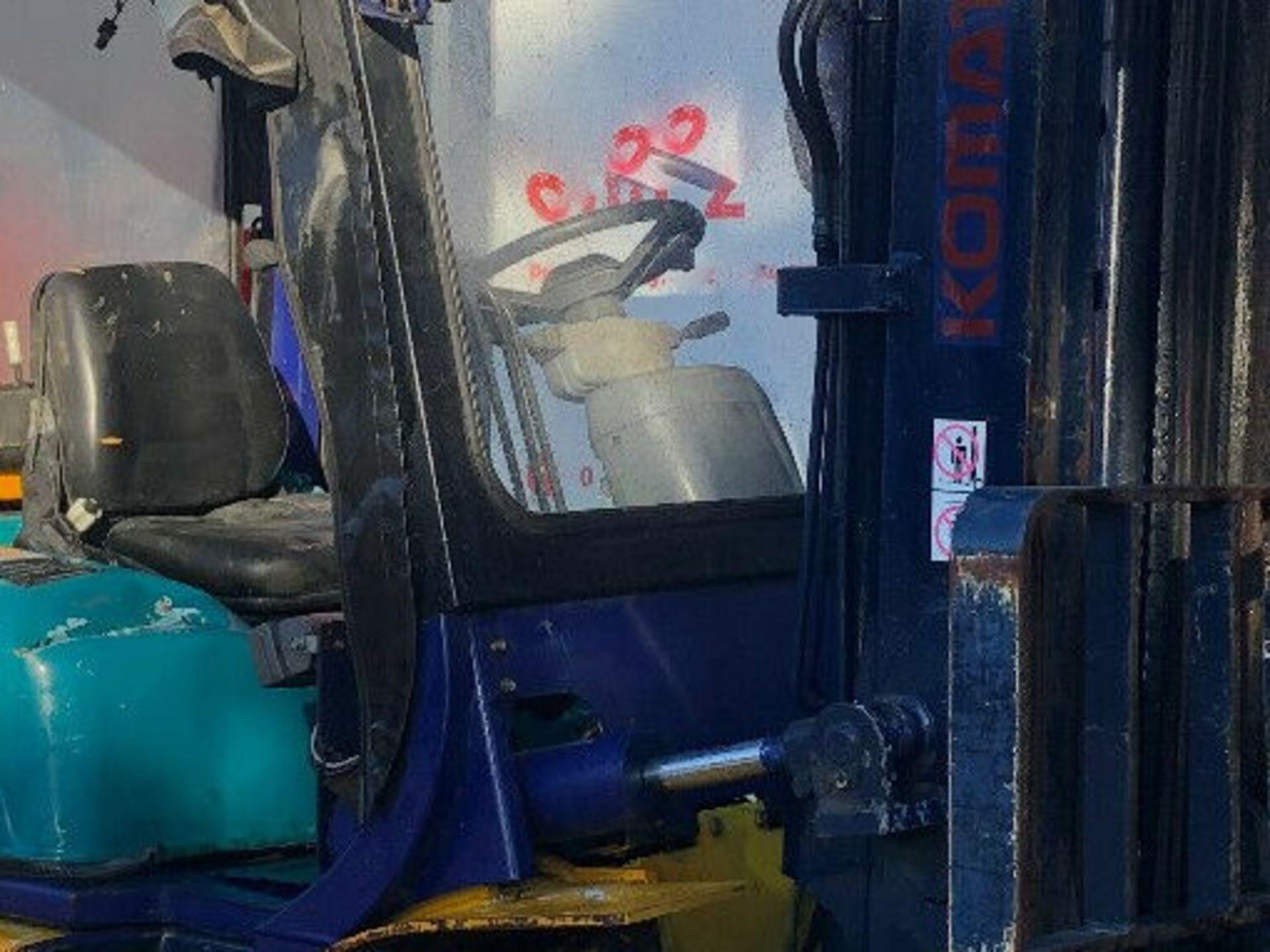Komatsu FG35 T-7 LPG Forklift - Image 12 of 12