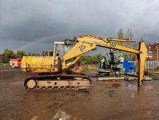 JCB 814 Powerslide Excavator