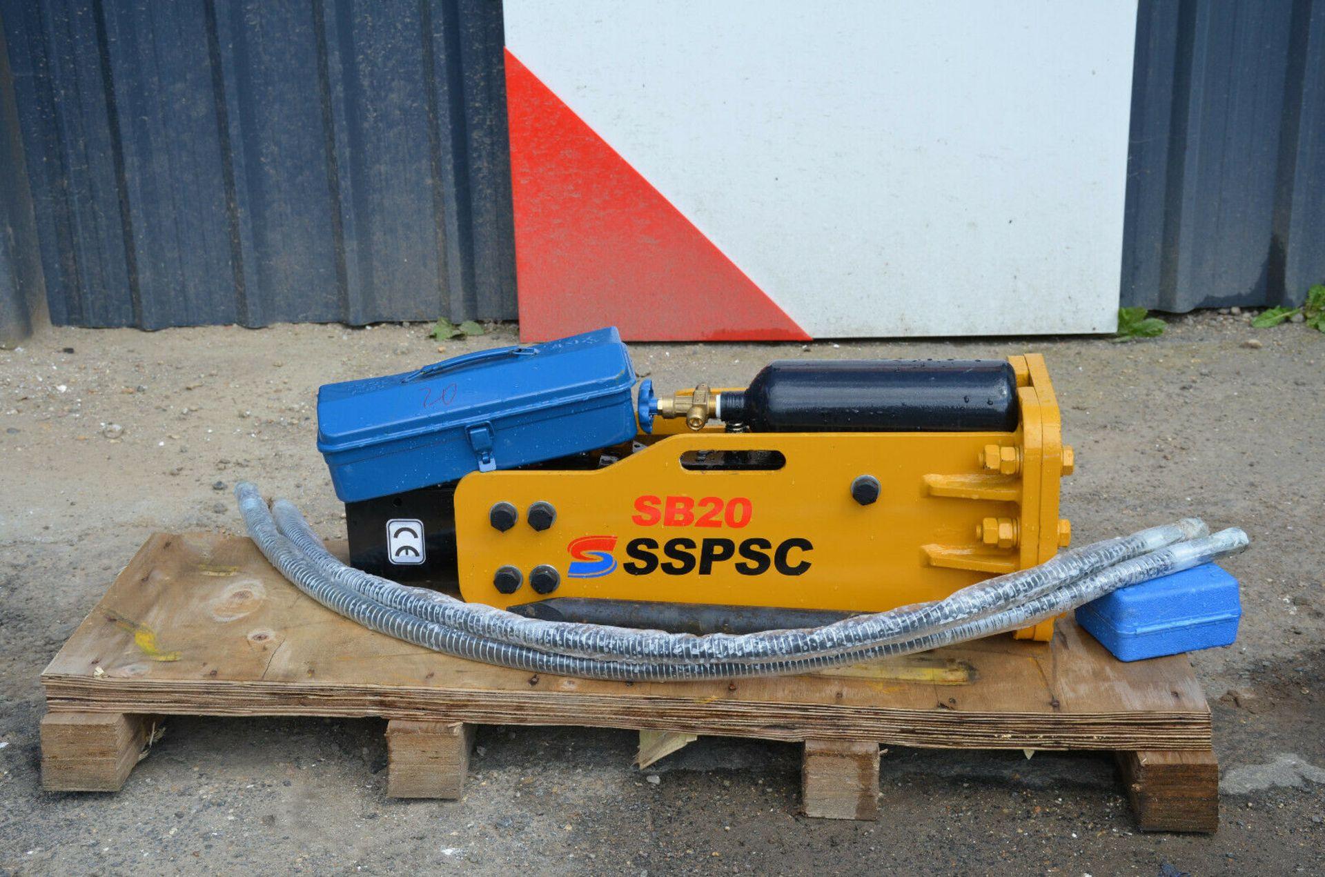 SSPSC SB20 Hydraulic Breaker