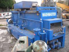 Washmaster Washing Plant