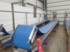 AFT GROTE Continuous Belt Assembly Conveyor