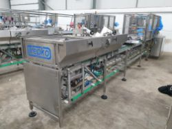 Sale of Sandwich Manufacturing Assets previously utilised by Adelie Foods and other food production machinery