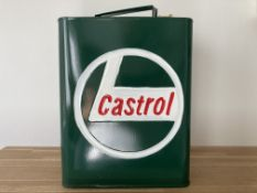 Castrol Oil Can