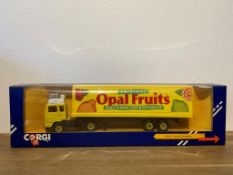 Corgi Volvo Container Opal Fruits - C1231