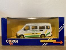 Corgi Ford Transit Badgerline - C676/6