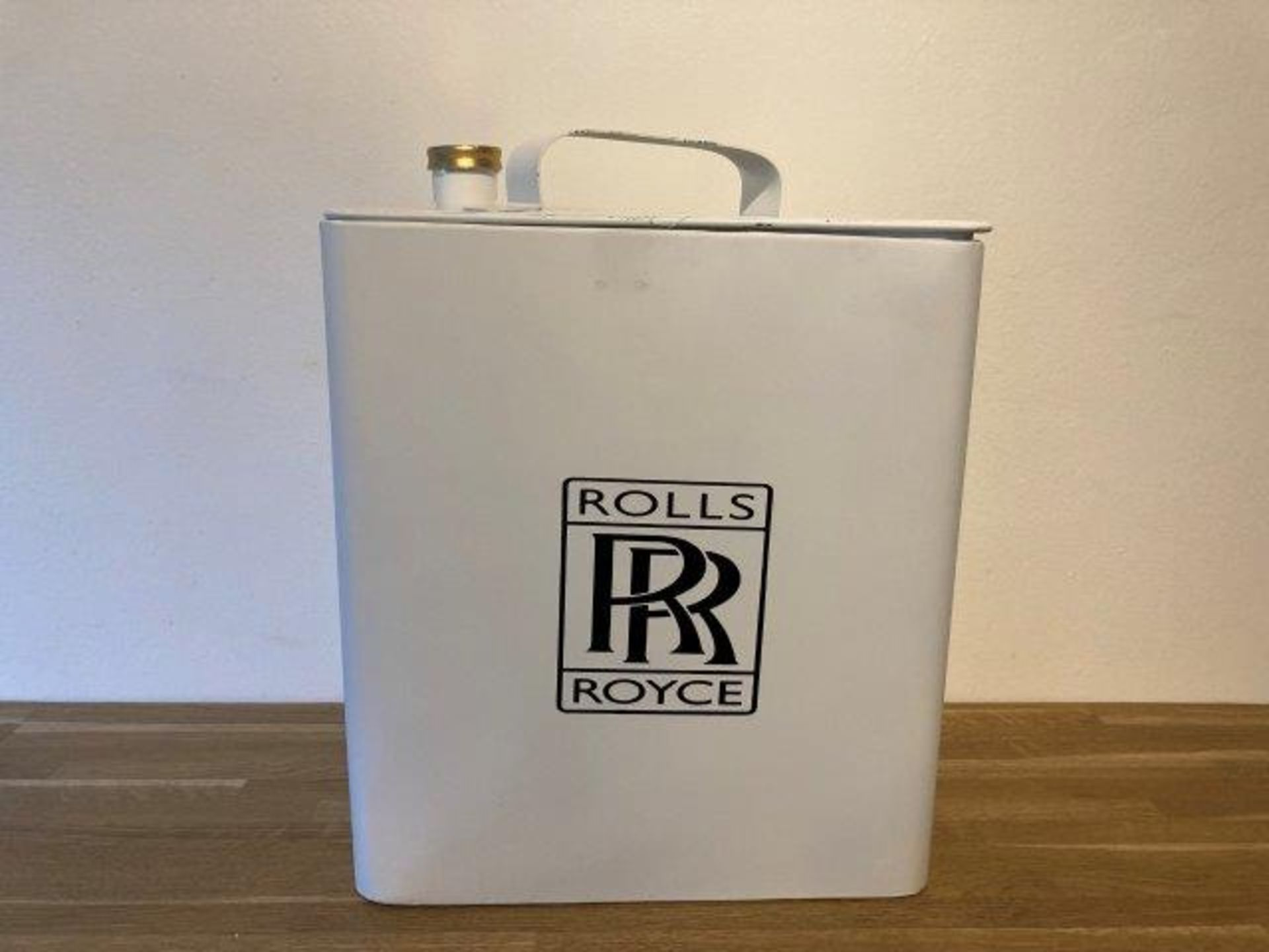 Lot 48 - Rolls Royce Oil Can - Medium