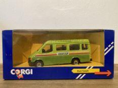 Corgi Ford Transit City Mini - C676-2