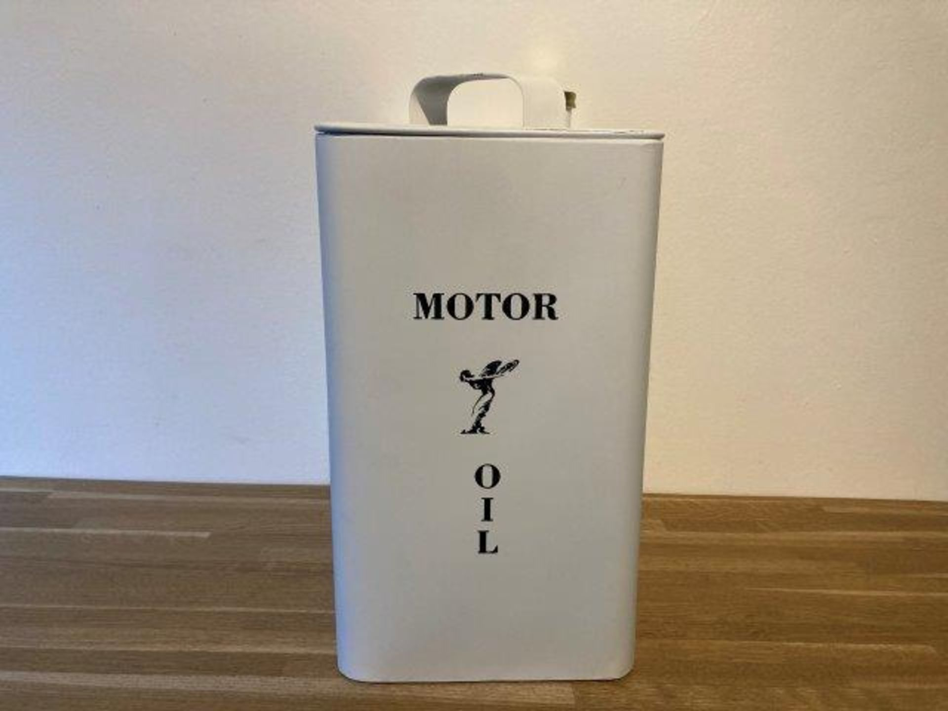 Lot 49 - Rolls Royce Oil Can - Large