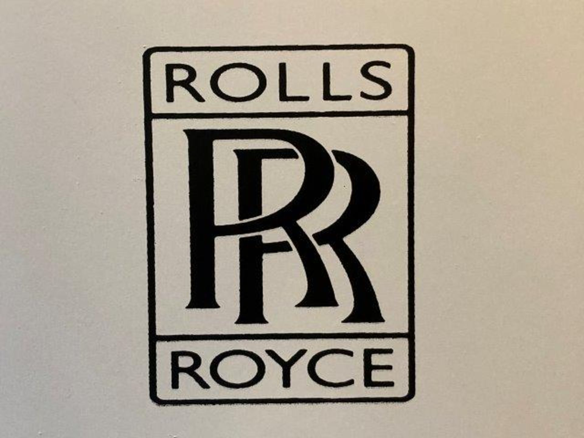 Lot 47 - Rolls Royce Oil Can - Small