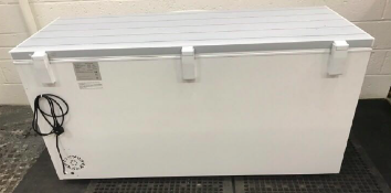 Hydro Carbon Chest Freezer CF 53 S UK
