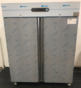 Double Door Freezer SUF-135BG-C
