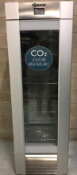 Eco Midi Glass Door Refrigerator ECO MIDI KG 60 CCG 4S K