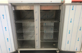 Single Door Freezer. ECO MIDI F 82 RAG 4N