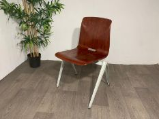 Thur Op Seat Stackable Chair