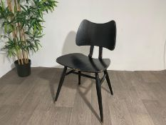 Ercol Black Butterfly Chair