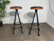 Barstools x2