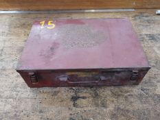 Toolbox including Socket Set