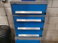 4 Drawer Steel Cabinet