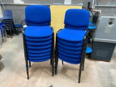 Blue Chairs x15