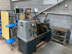Colchester Student 1800 Gap Bed Lathe