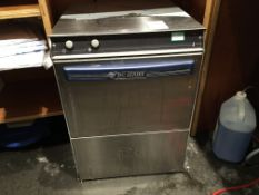 DC Series Glass Washer