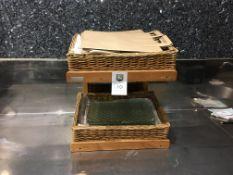 Gadsby Bread Basket Stand