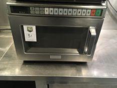 Panasonic Commercial Microwave