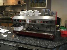 Wega Evo 3 Espresso Italiano Machine