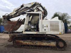 Terex Schaeff TE210 Tunnelling Excavator 2014