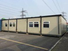 Portable Steel Modular Building / Classroom