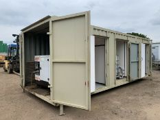 Welfare Unit Portable Cabin