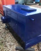 15 KVA Kubota Generator in silent cabinet,