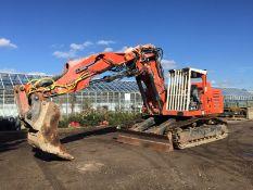 Terex TE210 Schaeff Tunnelling Excavator 2012