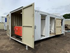 Welfare Unit Site Cabin Portable Office