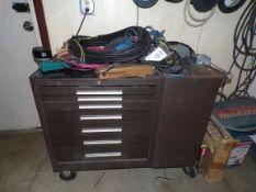 Kennedy tool box/electrical