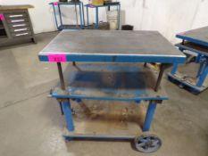 Mechanical Die Cart