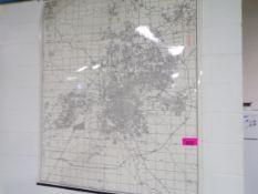 Fort Wayne Metro Area MAP