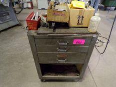 Craftsman 3 drawer tool box