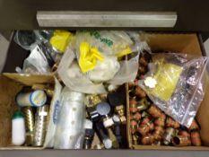 Kennedy 2 drawer tool box