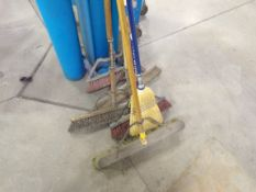 Brooms (qty 6)