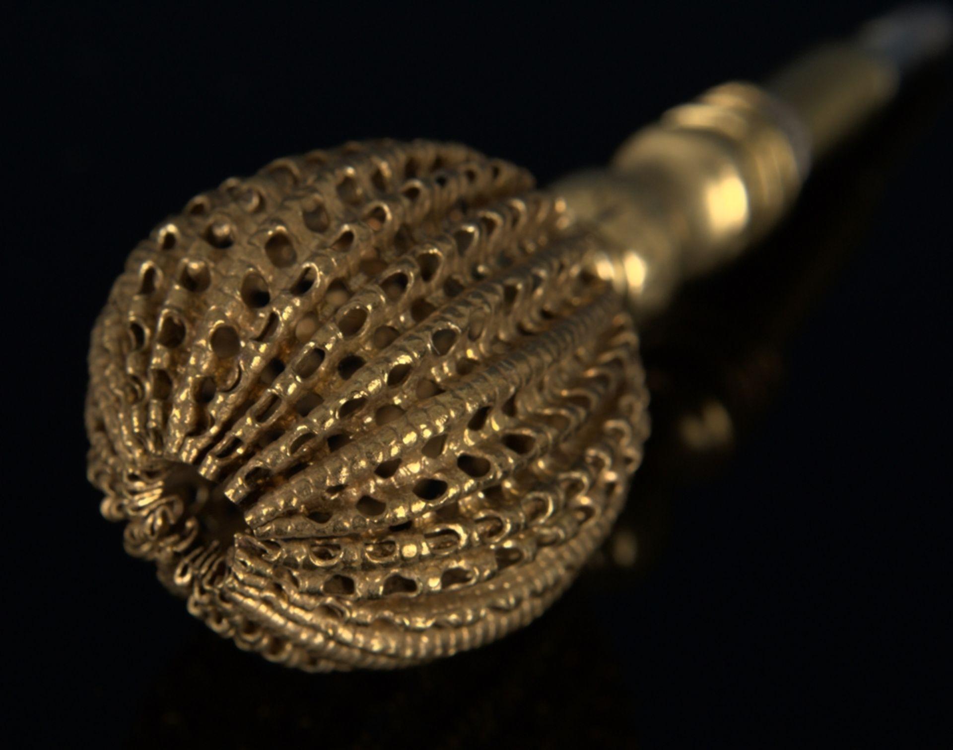 8teilige Sammlung versch. Taschenuhrenschlüssel, überwiegend 19. Jhd. Versch. Alter, Größen, - Bild 22 aus 24