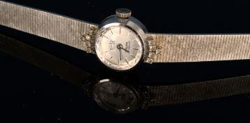 "Elegante COCKTAIL - Damenarmbanduhr der Marke ""ANKER - ROXY"" - 17 Rubis - Incabloc. Handaufzug,"