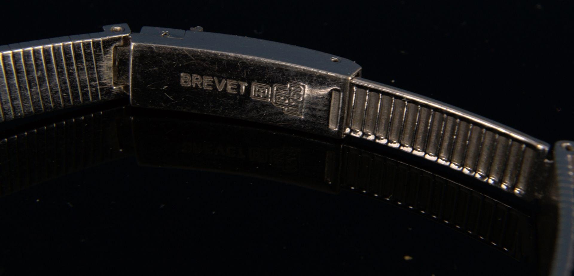 "Elegante COCKTAIL - Damenarmbanduhr der Marke ""ANKER - ROXY"" - 17 Rubis - Incabloc. Handaufzug, - Bild 8 aus 11"