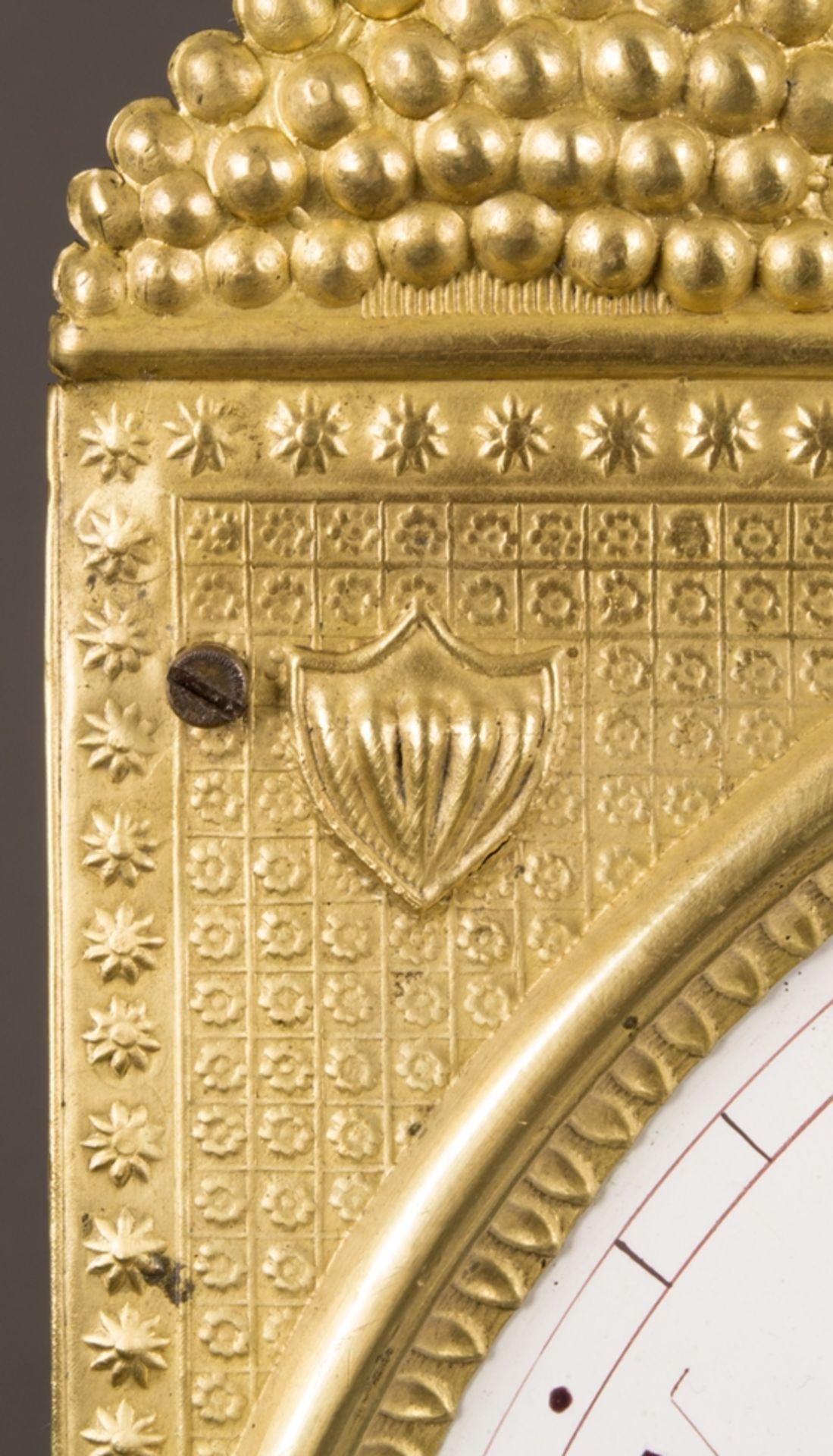 """COMTOISE, Frankreich 19. Jhd, Ziffernblatt bez.: """"SEBILLAT hger á Chateau Chinon (Borgegue)"""" mit - Bild 11 aus 12"""