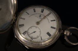 """John Forrest - Chronometermaker to the Admirality - London"". Schwere englische Savonette"