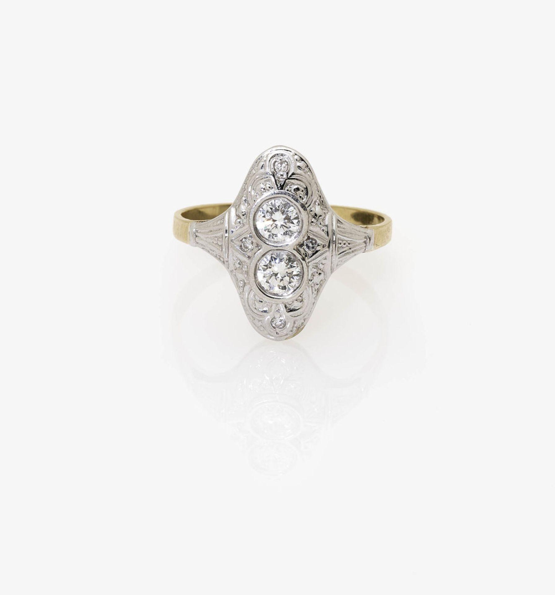 Los 1024 - A Diamond Ring