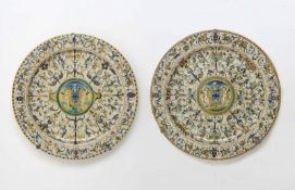 Zwei Platten